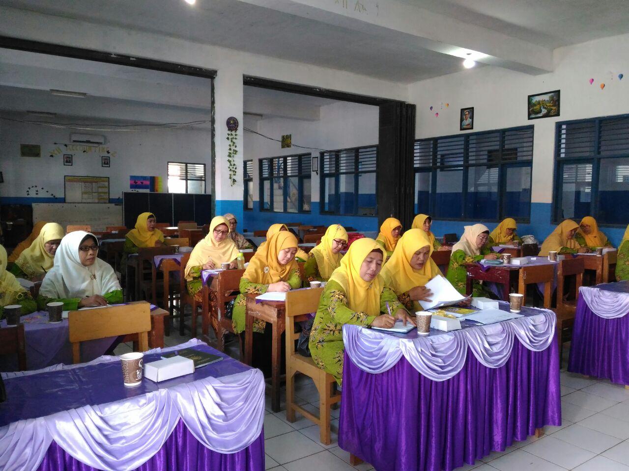 Kegiatan Darul Arqom PDA Kabupaten Pemalang